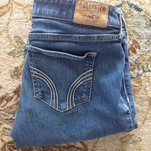 Hollister Skinny denim blue denim
